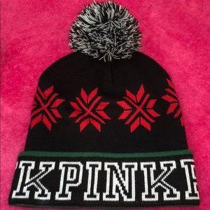 Victoria Secret Pink Beanie